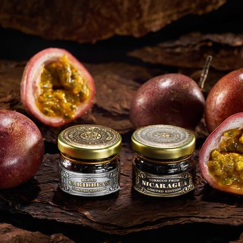 Табак для кальяна WTO 200 г Caribbean Blend CB12 Passion Fruit (Маракуйя)