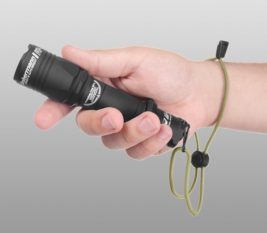 Тактический фонарь Armytek Dobermann - фото 2