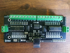 USB Control Console