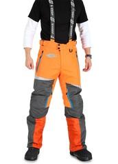 Брюки снегоходные - Sweep Snow Core - Grey-Orange