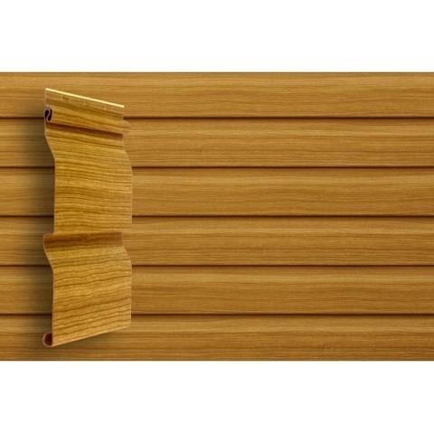 Сайдинг Виниловый Grand Line Slim D4 Tundra Клен