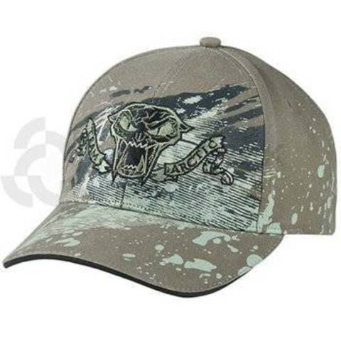 Бейсболка Arctic Cat Skull Splatter