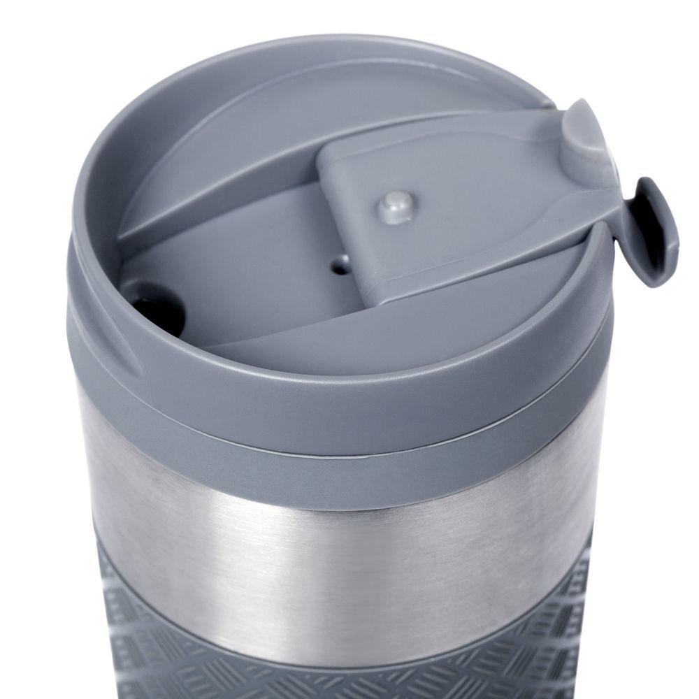 Hard Work Mug, silver