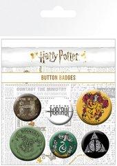 Набор значков «Harry Potter Mix»
