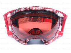 Очки горнолыжные Oakley Splice Topography Prizm 59-742