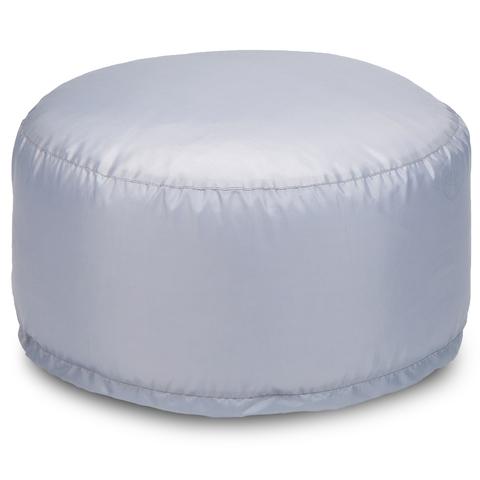 Пуффбери Внешний чехол Кресло-мешок Таблетка  30x55x55, Оксфорд Серый