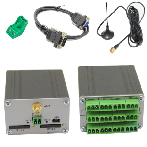 Bitcord Smart TCP GPIO