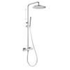 Душевая система с термостатом и тропическим душем для ванны BLAUTHERM 945402RM300 - фото №1