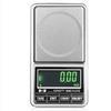 Карманные электронные весы 0.01-500 г. AAA+USB