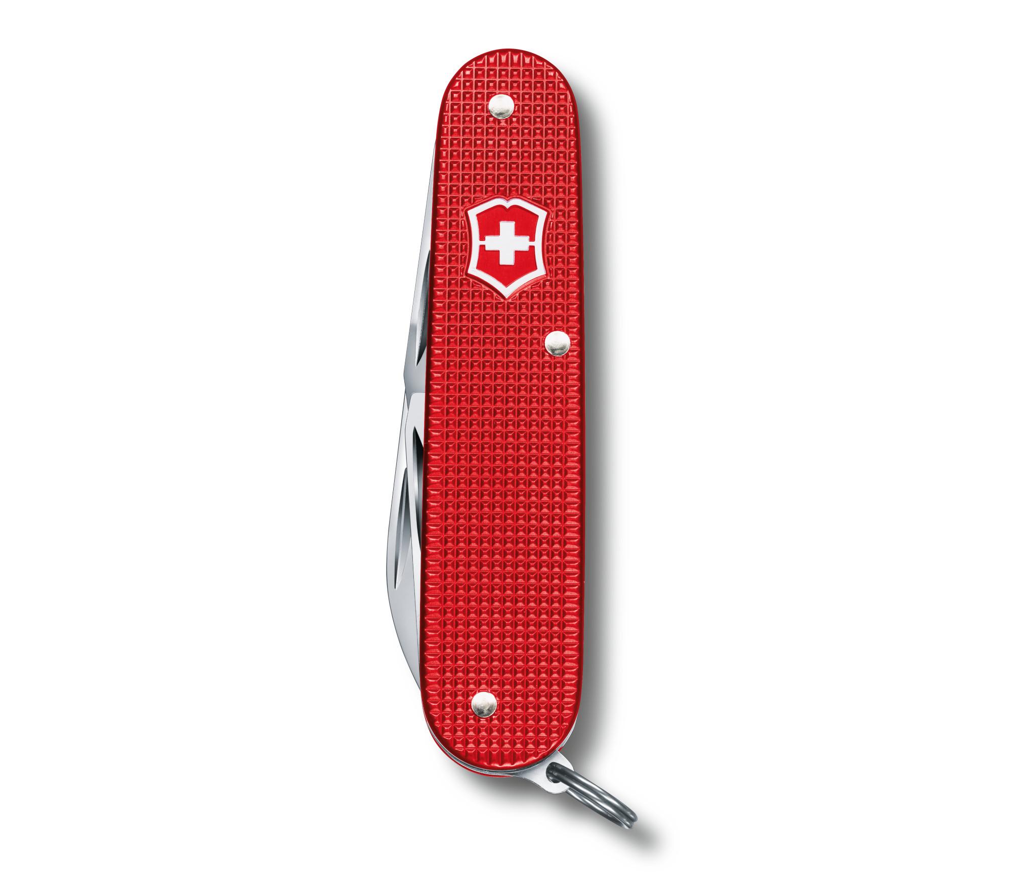 Складной нож Victorinox Cadet Alox Limited Edition 2018 (0.2601.L18) лимитированное издание, подарочная упаковка