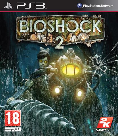 Bioshock 2 (PS3, английская версия)