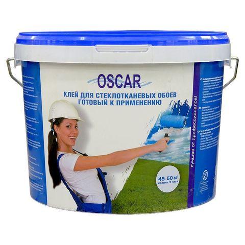 Клей готовый стеклообойный Oscar 10 кг