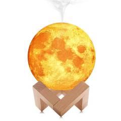 Увлажнитель воздуха диффузор - светильник Луна