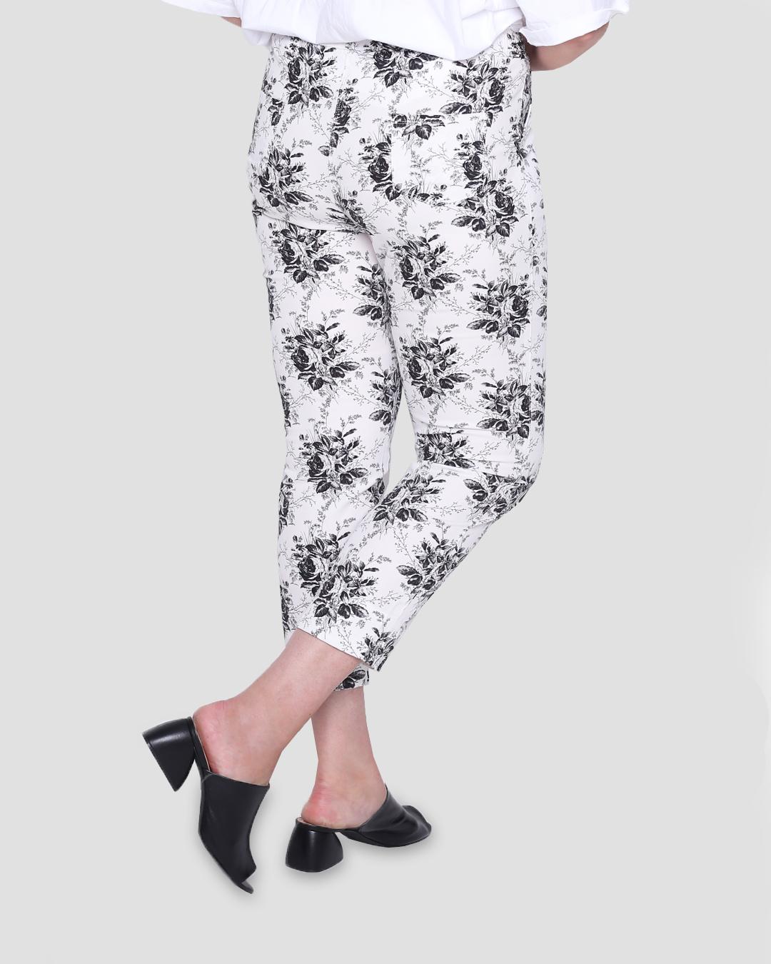 Женские брюки-капри