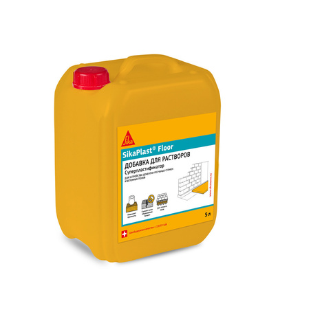 Sika Sikafloor-07 Primer Pro/Сика Сикафлор-07 Праймер Про Водно-дисперсионный универсальный акриловый грунт для усиления адгезии покрытий