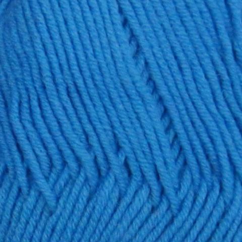 Пряжа Перспективная (Пехорка) 15 Голубой