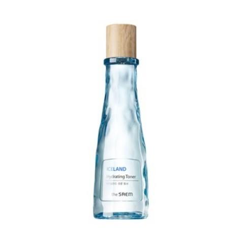 The Saem Iceland Hydrating Toner минеральный увлажняющий тонер