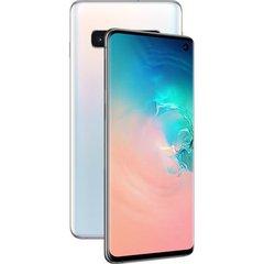 Смартфон Samsung Galaxy S10 SM-G973F 128GB Prism White  (Перламутр)
