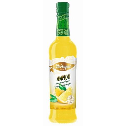 Сироп Herbapol лимон 420 мл