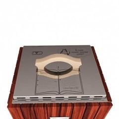 Автономный электрический ВеникоЗапарник «Парень» от 0 до 1.5 кВт. (Темное дерево)