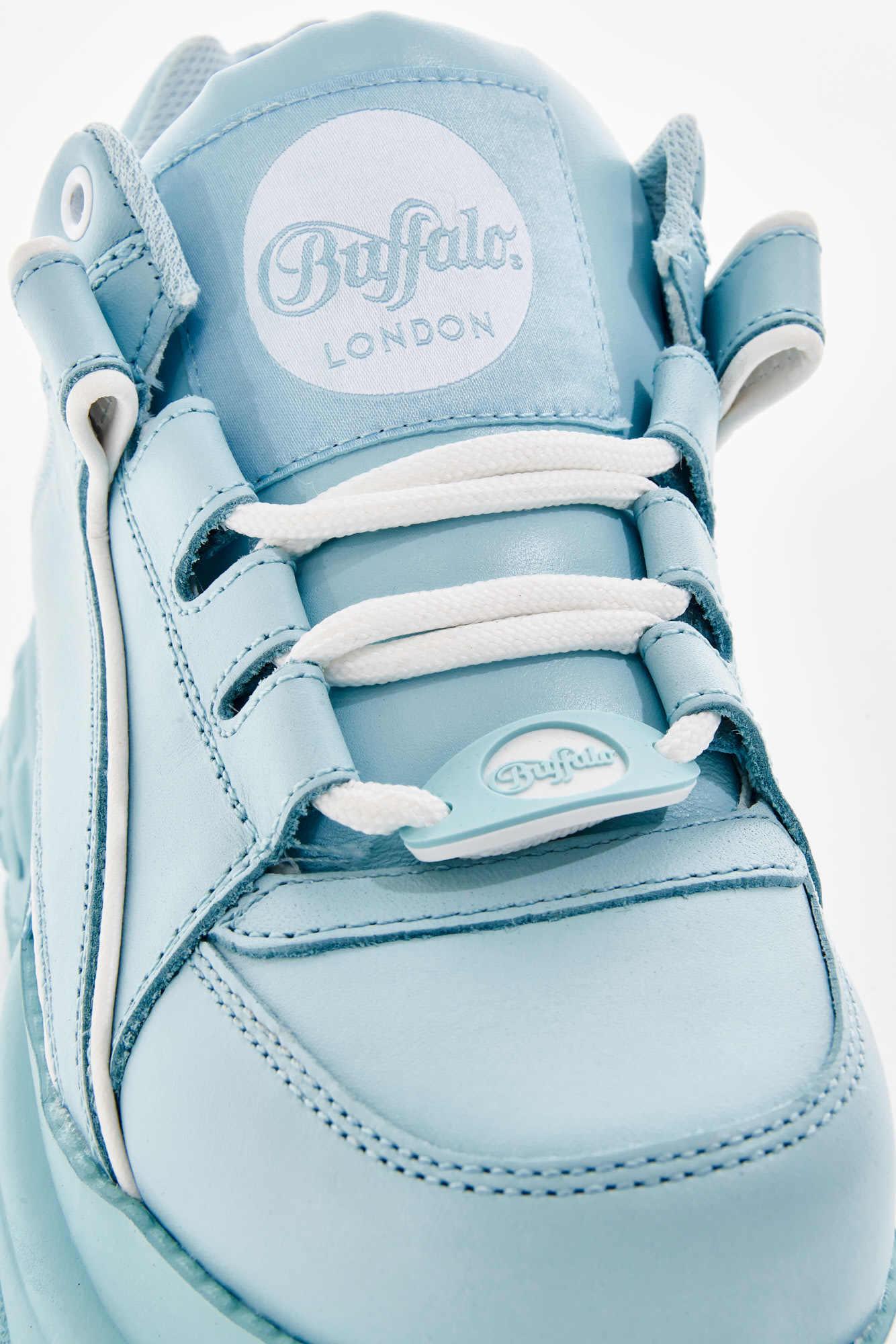 Ботинки Buffalo London Blue, Голубой