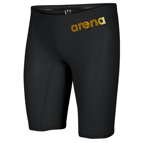 (2020) Стартовые шорты ARENA Powerskin Carbon AIR² Jammer black gold ПОД ЗАКАЗ