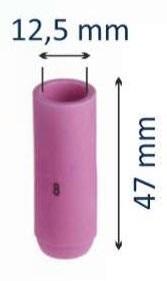 Сопло керамическое #8 d=12,5мм (для горелок моделей 17-18-26)