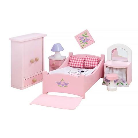 Кукольная мебель Сахарная слива Спальня, Le Toy Van