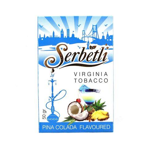 Табак для кальяна Serbetli Pinacolada 50 гр.