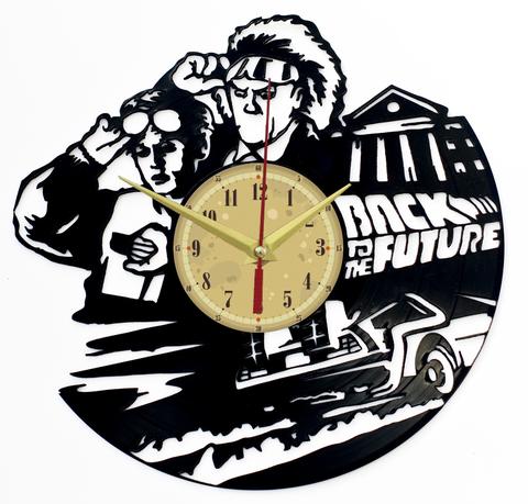 Назад в будущее Часы из Пластинки