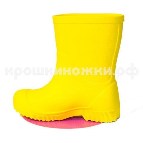 Сапоги JET желтые Nordman (ТРК ГагаринПарк)