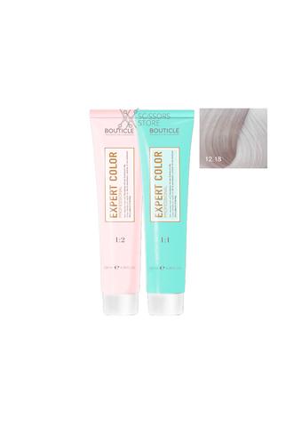 Expert Color Hair Color Cream 12/18 пепельно-жемчужный экстра блондин 100 мл