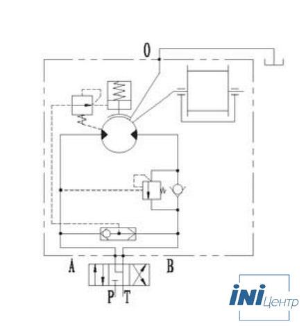 Эвакуационная лебедка IYJ2.53-30-165-14-ZPN