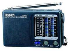 Радиоприемник Tecsun R-909T