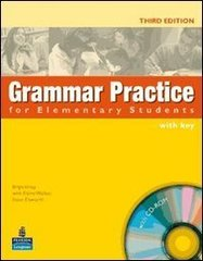 Grammar Practice 3Ed for Elem SB without Key +CD