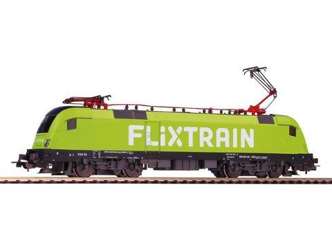 Электровоз Taurus Flixtrain VI, с разъемом для 8-пинового декодера (ПОД ЗАКАЗ)