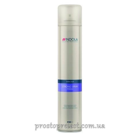 Indola Innova Finish Strong Spray - Спрей для волос сильной фиксации