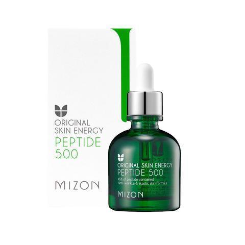 Mizon Original Skin Energy Peptide 500 пептидная сыворотка против морщин