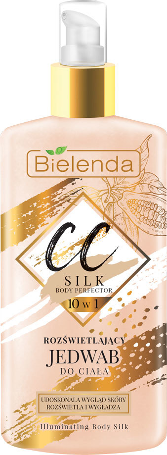CC 10in1 Многофункциональный крем для тела с эффектом шелка 150мл