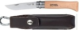 Нож складной Opinel №8 VRI Tradition Inox с чехлом