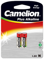 Батарейки Camelion Alkaline LR1, N 1.5V (2/24) BL