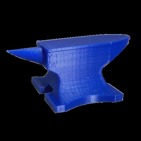Синий PLA — пластик Bestfilament