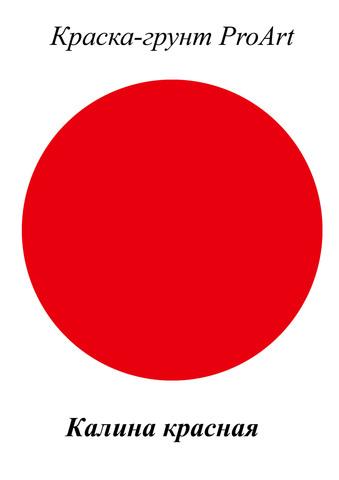 Краска-грунт HomeDecor, №21 Калина красная, ProArt