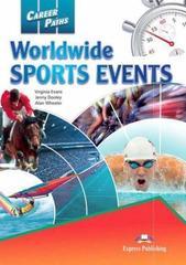 Worldwide sports events (ESP). Student's Book With Digibook Application. Учебник (с ссылкой на электронное приложение)