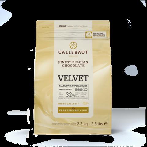 Белый шоколад Barry Callebaut Velvet 32%