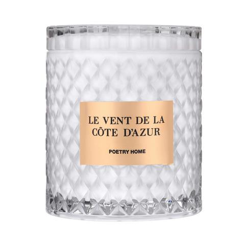 Парфумована свічка LE VENT DE LA CÔTE D'AZUR (2000 г)