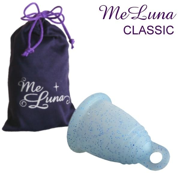 Meluna M soft с блестками