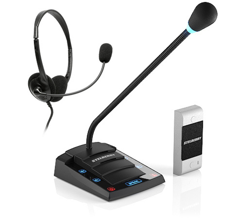 Переговорное устройство STELBERRY S-412