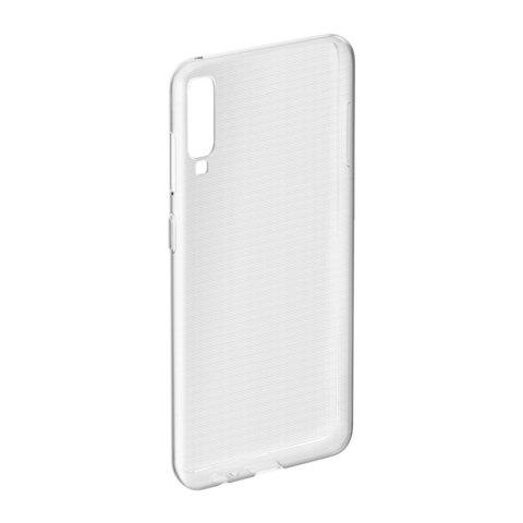 Чехол-накладка силикон Deppa Gel Case D-86656 для Samsung GALAXY A50 (2019) 0.8мм Прозрачный