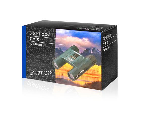Бинокль Sightron TR-X 10x25 - фото 7